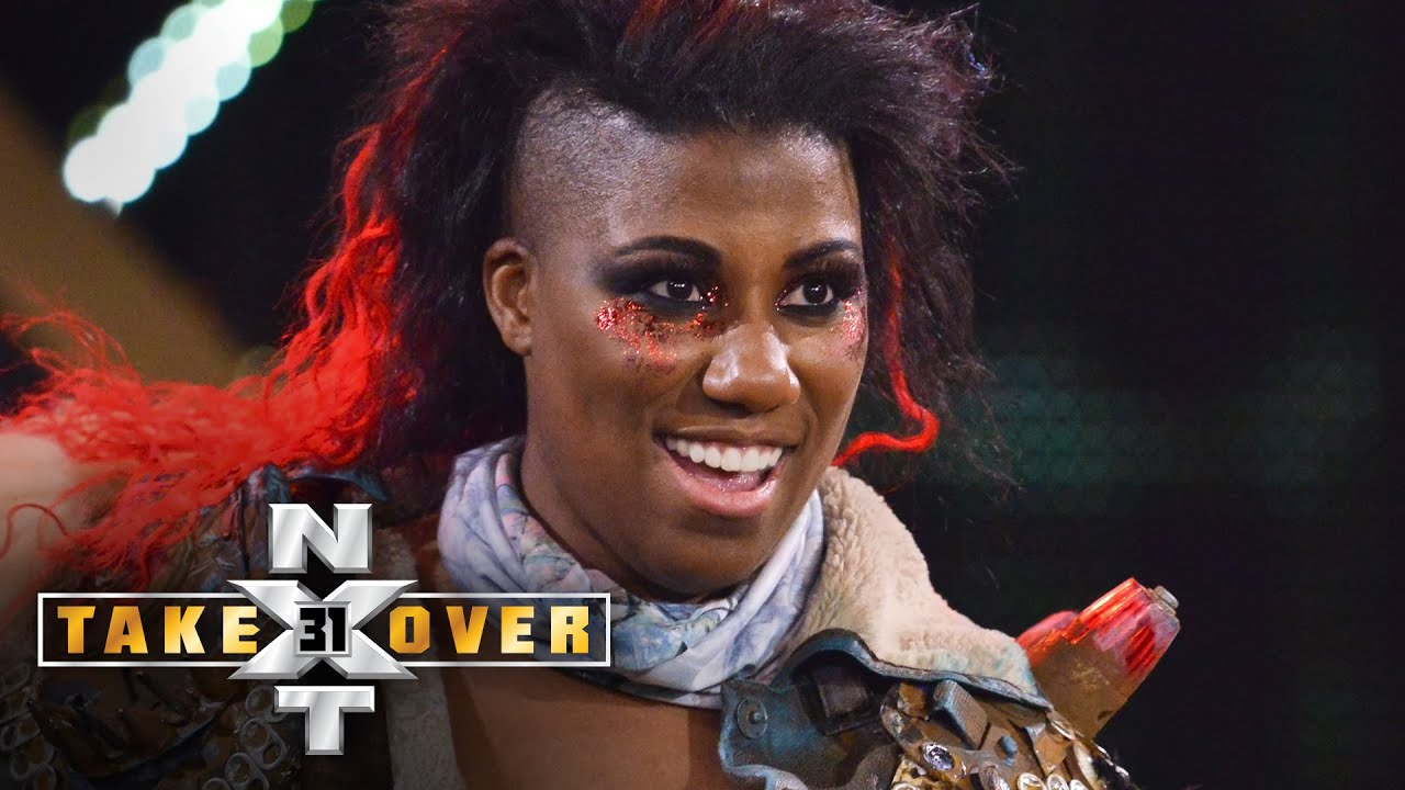Ember Moon shocks the NXT Universe with epic return: NXT TakeOver 31 (WWE Network Exclusive)