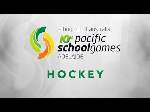 Pacific School Games - Hockey