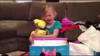 생일선물로 딸내미울리기 ㅋㅋㅋㅋ