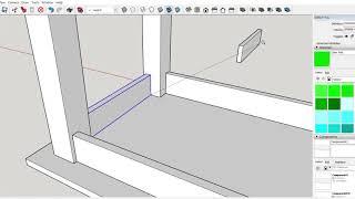 가구디자인 스케치업(SketchUp)  기초 무료강좌 …