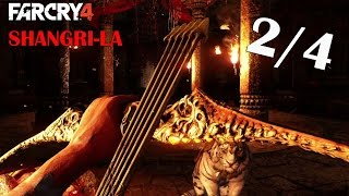 Far Cry 4 (PS4) SHANGRI-LA 2/4- The Surrender to Paradise  [Hindi Commentary]  Walkthrough Gameplay