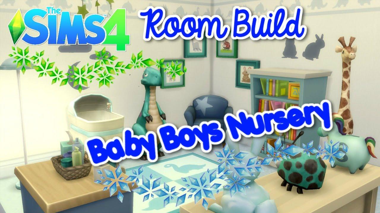 Baby Boy Room Sims 4 - Novocom.top