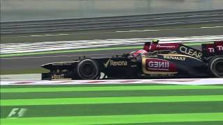 Formula 1 2013 India Grand Prix Race Edit 1080p