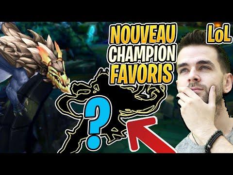 JE REPREND LOL: MON NOUVEAU CHAMPION FAVORIS DE LOL POUR QUADRA & 35/0 ?!
