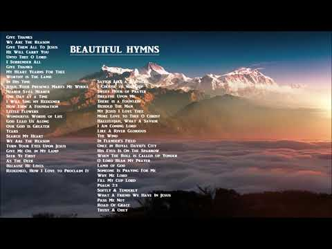 The Beautiful Instrumental Hymns! 55 Playlist - Various Artists.