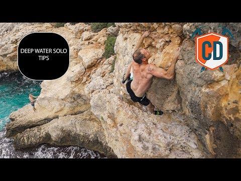 A Deep Water Solo Masterclass | Climbing Daily Ep.1531