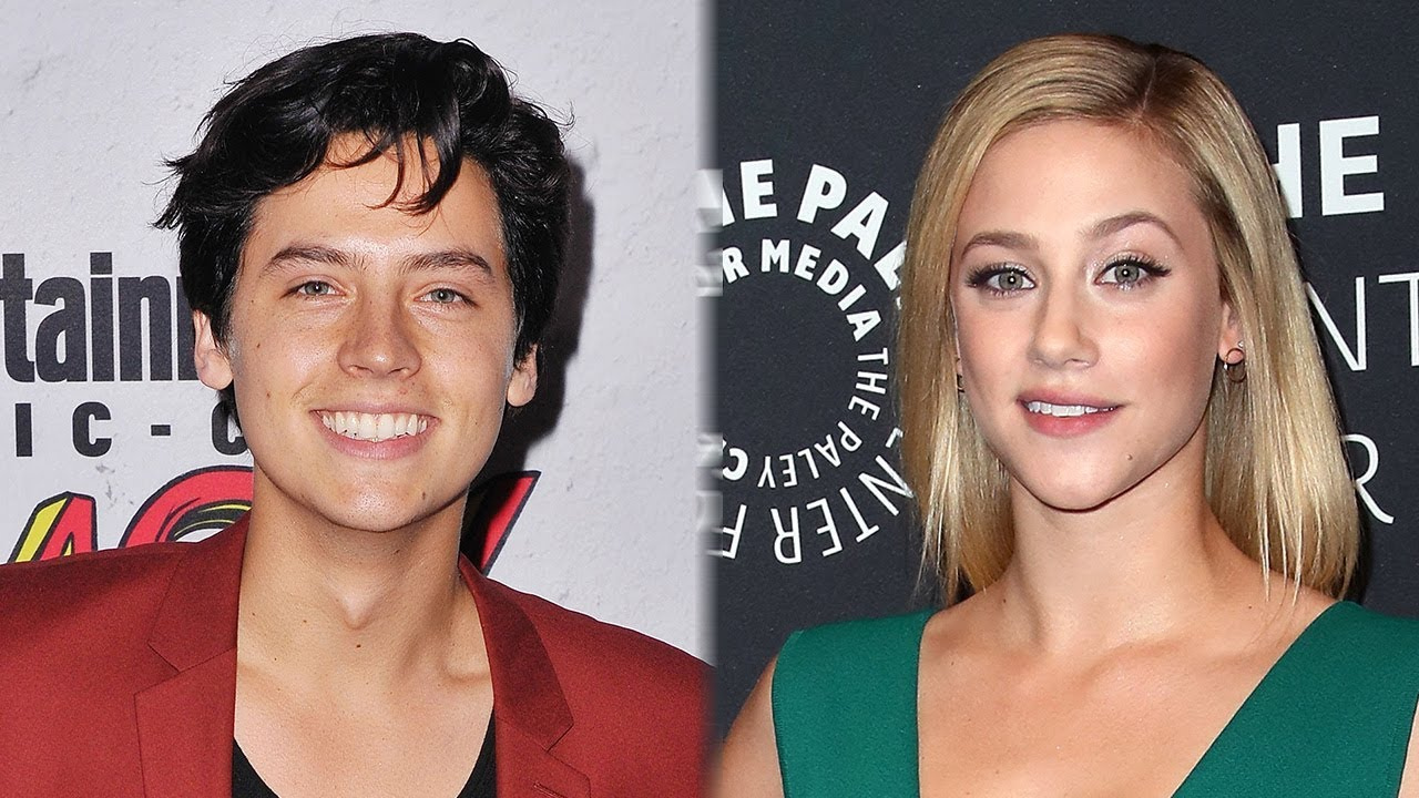 Cole Sprouse and Lili Reinhart's Major PDA Proves They're Definitely Back Together