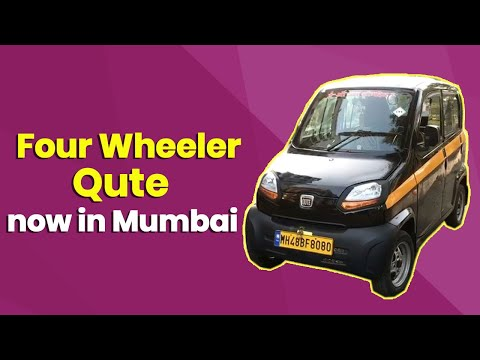 India's first Four-Wheeler