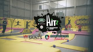 Hitz Dodgeball at Boost Northampton