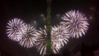 Фейерверк в Москве, 7ой Московский международный фестиваль «Круг света»