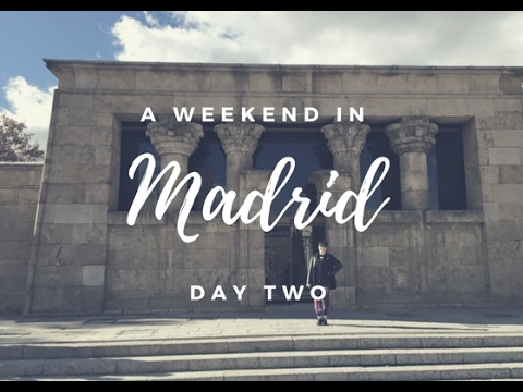 MADRID - DAY TWO || SPAIN || SQUIBB VICIOUS