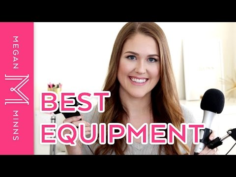 Best Equipment for Recording Videos and Podcasts