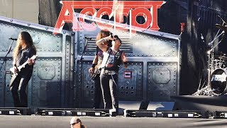 "ACCEPT ""KOOLAID"" live @ Rockwave 2018 (4K)"