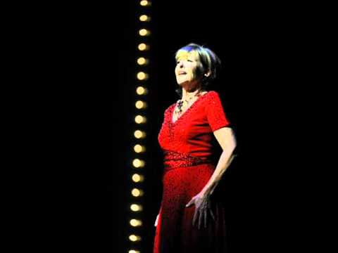 Frederica von Stade sings British folksongs (3) - LIVE! -