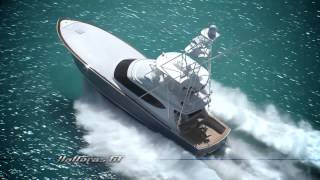 Hatteras Yachts 2012