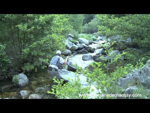 Pêche à la Truite Ardèche outdoor sud France
