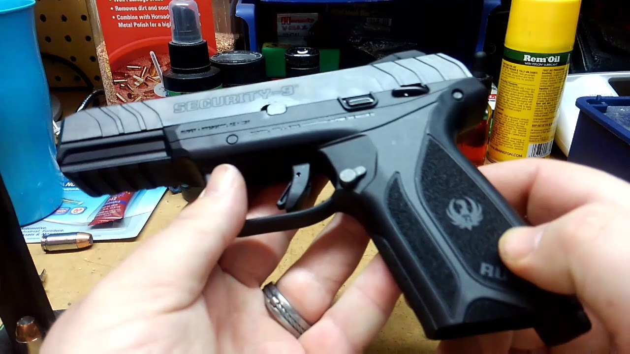 Ruger Security 9 review and testing