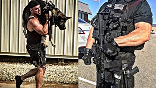 REAL SWAT POLICE TRAINING 💪
