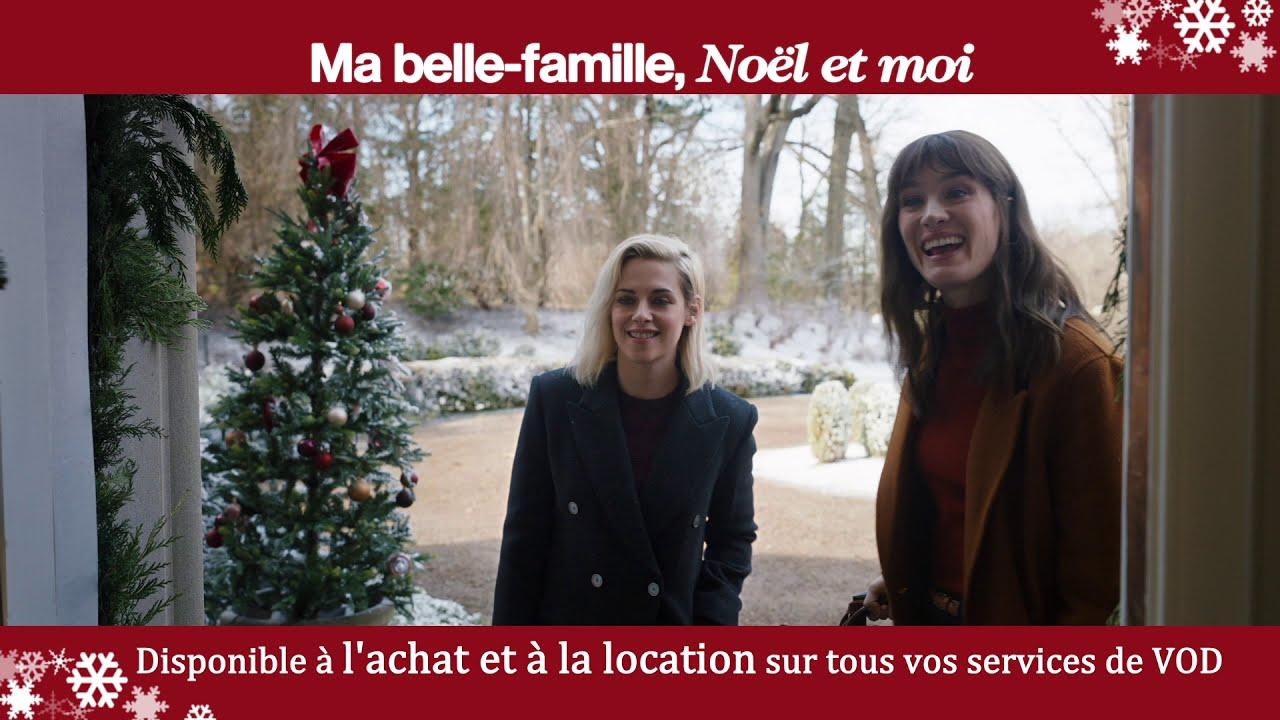 Ma belle-famille, Noël et moi – TV Spot 30s