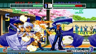 [TAS] KOF 2002 Magic Plus II - Random Teams Matches #