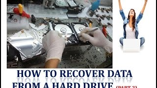 How to recover deleted files from formatted hard disk Part-2