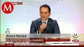 Objetivos de Hacienda no cambian tras salida de Urzúa: Arturo Herrera