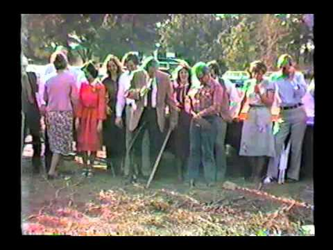 Faith Assembly of God Ground Breaking 1981