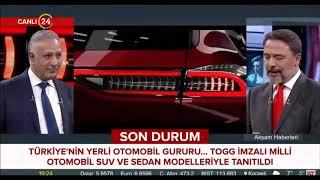 Dr. Gürsel Güzel - 24 TV Akşam Haberleri Röportajı