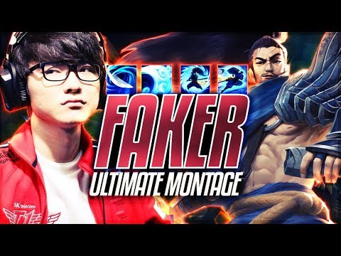 "Faker Montage ""The Demon King"" 