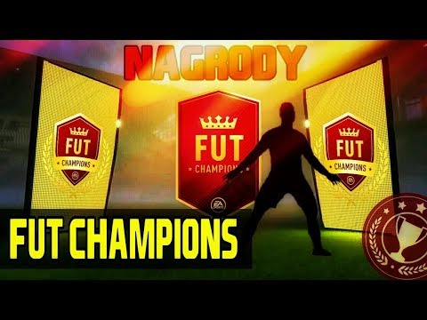 FIFA18 |NAGRODY ZA FUT CHAMPIONS| CO ZA ....