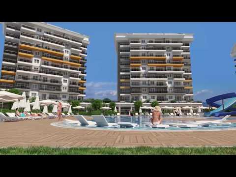 Leilighet til salgs Alanya Tyrkia (  Kjøpe bolig i Tyrkia )