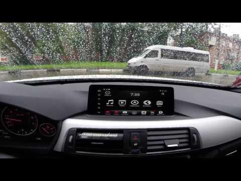 Android на BMW F30 (подключение через видеоинтерфейс)