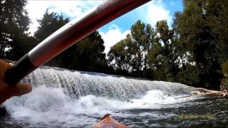 Parcours découverte en canoë-kayak vallée de l'Oise - Picardie HautsdeFrance