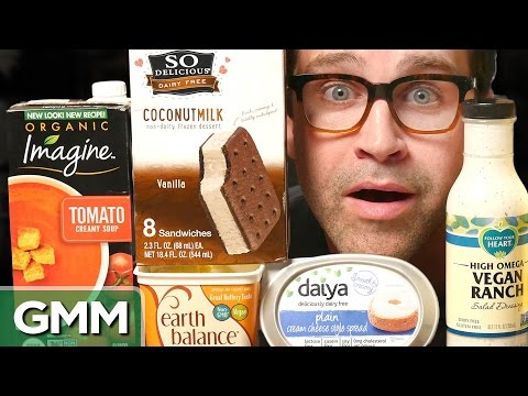 Download Youtube: Dairy vs Dairy-Free Taste Test