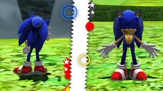 Sonic Generations : Frog Forest