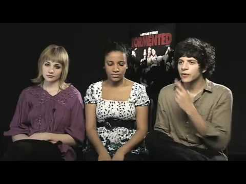 TORMENTED EXCLUSIVE INTERVIEWS - Tuppence, Larissa and Dimitri !