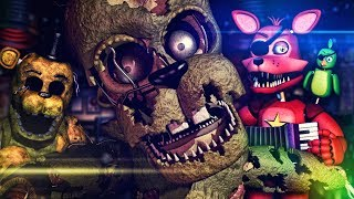 NIE PODDAM SIĘ TAK ŁATWO ᕦ(ò_óˇ)ᕤ | FNaF: Ultimate Custom Night #2