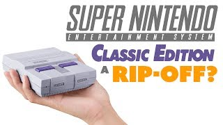 SNES Classic Edition CONFIRMED! Is It a Rip-Off? - The Know Game News