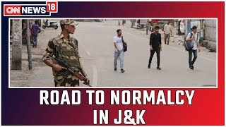 Restrictions on movement of people in Kashmir Valley eased, Says J&K Principal Secretary