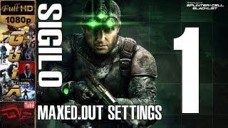 """Splinter Cell: Blacklist Walkthrough Español """"Sigilo"""" -  Parte 1  Prologo """"Dificultad Realista"""""""