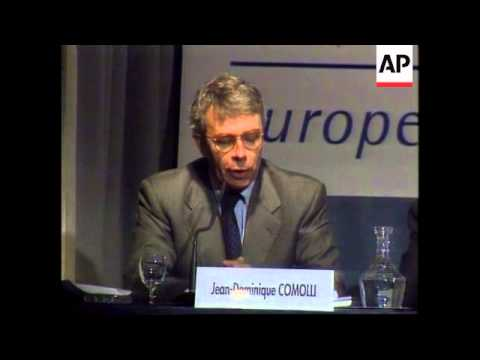 FRANCE: TABACALERA & SEITA: TOBACCO COMPANIES MERGER