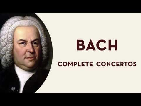 Bach - Concerto pour 2 clavecins in C Major, BWV 1061: I.