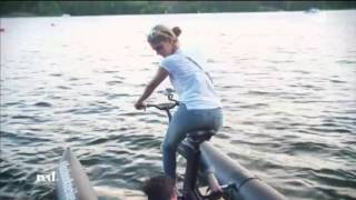 Stockholm Water Bikes and the Schiller S1