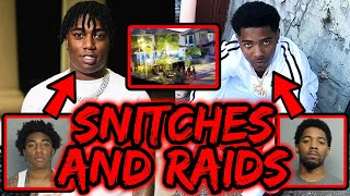 """Fredo Bang & Lit Yoshi """"Snitched"""" On By NBA Affiliate, Raided, Arrested"""
