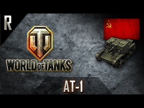 ► World of Tanks: AT-1 Soviet Tier II tank destroyer [5 kills, 239 dmg]