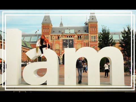 AMSTERDAM | Netherlands Travel Vlog