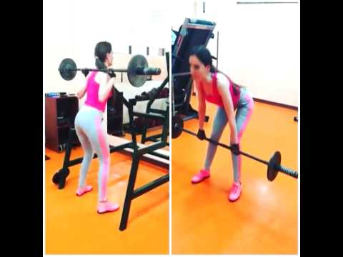Fitness Workout Arpi Andreasyan