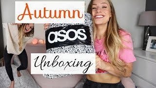 ASOS UNBOXING & TRY ON HAUL! | AUTUMN/WINTER