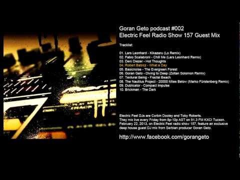 DEEP/DUB TECHNO MIX Electric Feel DJs