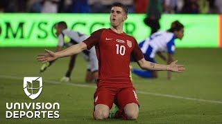 Christian Pulisic: la joven promesa del Team USA que se roba todas las miradas